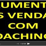 """Vendas – Palestra """"Aumente as Vendas com Coaching"""""""
