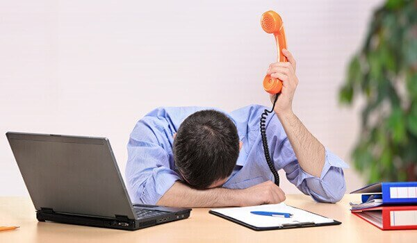 Como Ser Produtivo - Interrupção - Telefone