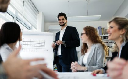 dicas de liderança para um gerente comercial